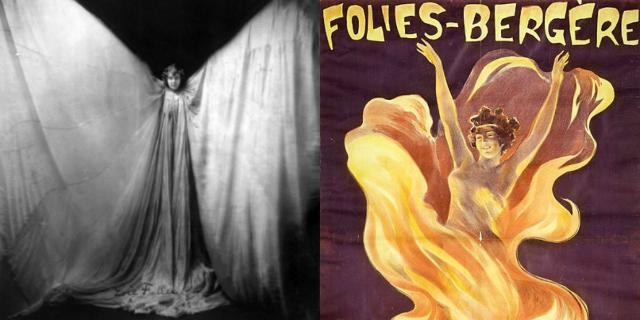 Loïe Fuller, la danzatrice lesbica che sfidò la sua epoca e che morì per ballare con le ali
