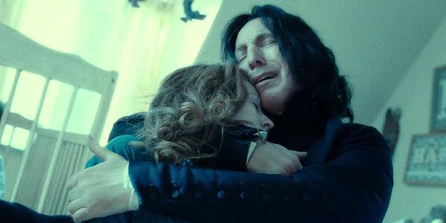 La lettera di addio di Alan Rickman a Harry Potter e al suo Severus Piton