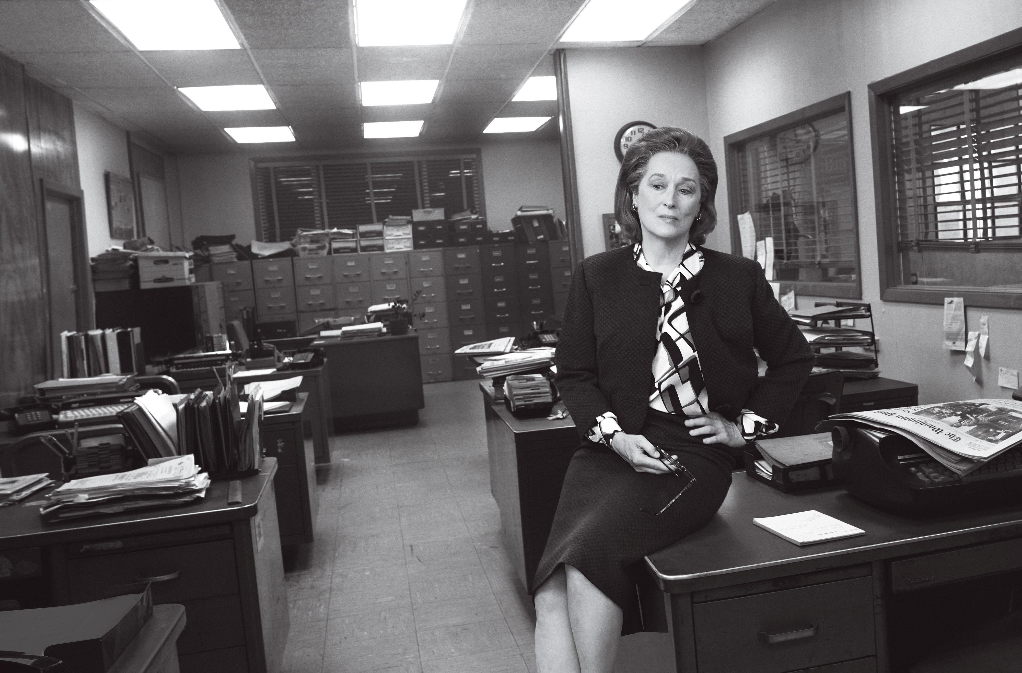 Katharine Graham, la donna che non si fece zittire da nessuno