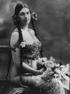 Mata Hari, ballerina, amante, spia, ma soprattutto donna libera