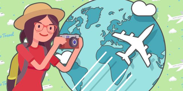 Viaggiare da sola: 5 motivi per cui ogni donna dovrebbe farlo almeno una volta