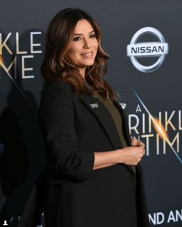 Eva Longoria: com'è la prima gravidanza di una Desperate Housewife over 40