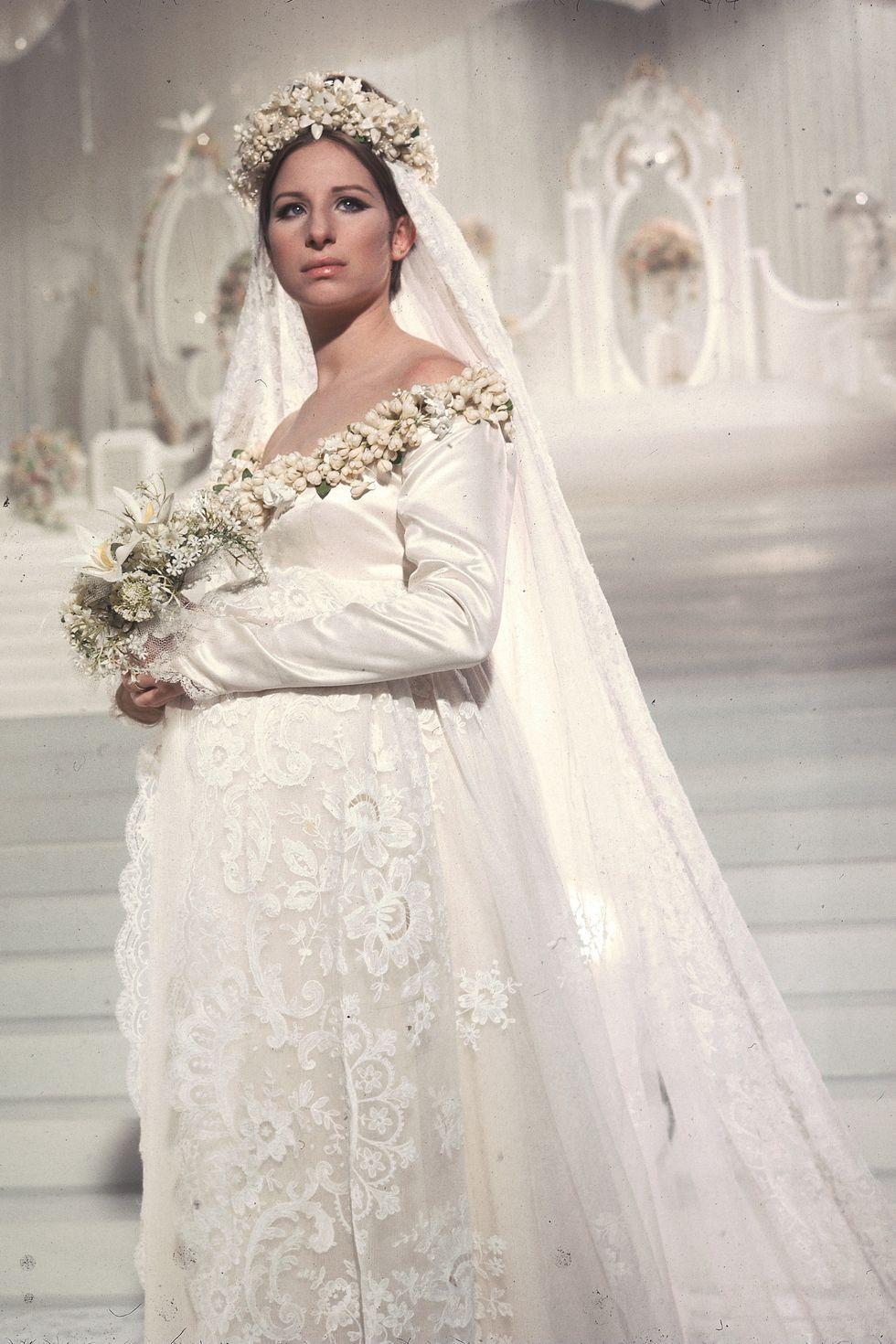 I 34 abiti da sposa più belli visti nei film