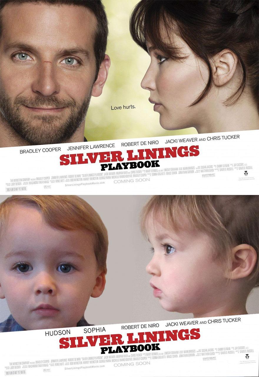 Tre bambine ricreano le scene dei film da Oscar: il risultato è esilarante