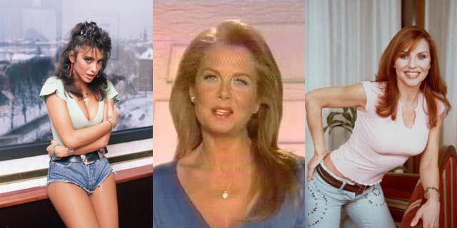 Cosa fanno oggi Sabrina Salerno, Fiorella Pierobon e Patrizia Rossetti?