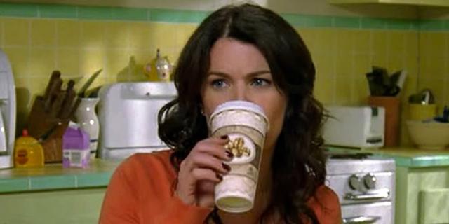 4 verità sul caffè che abbiamo imparato grazie a Lorelai