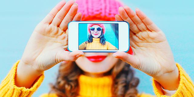 Se i tuoi selfie sono brutti (e il naso troppo grande), stai sbagliando prospettiva