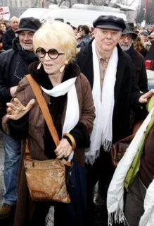L'ultima lettera di Franca Rame a Dario Fo prima di morire