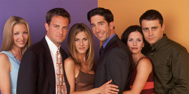 Perché l'appartamento di Monica era viola e altre 20 cose che non sai su Friends