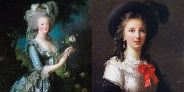 """""""Troppo brava per essere donna"""": la storia di Élisabeth Vigée-Le Brun"""