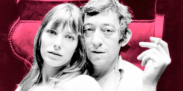 Serge Gainsbourg e Jane Birkin, storia e immagini della coppia più scandalosa
