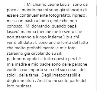 Come sono andati i primi giorni da Leone Lucia Ferragni (critiche a parte)