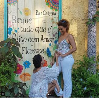 """La lettera della compagna di Marielle Franco: """"Un bacio non era mai abbastanza"""""""