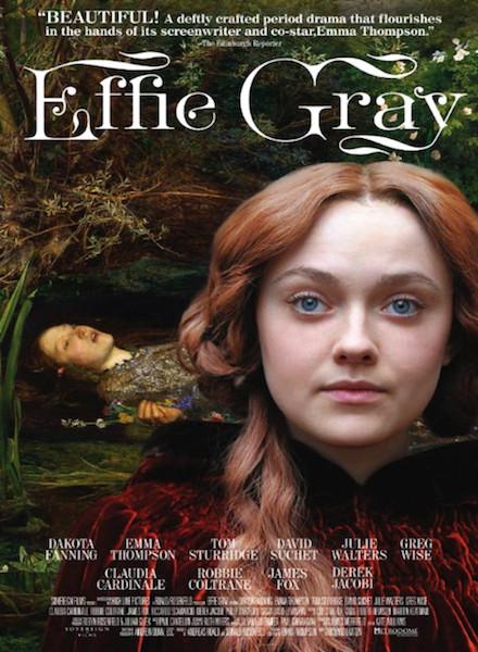 """Lo scandalo di Effie Gray, che fece annullare le nozze per il """"disgusto"""" di lui"""