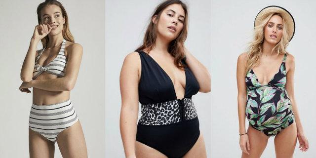Roba da donne il primo social magazine per sole donne - I piu bei costumi da bagno ...