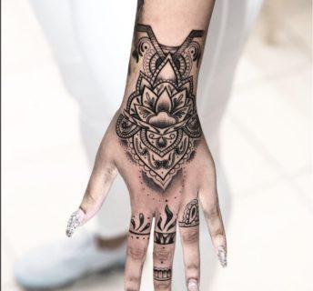 9 idee per mandala tattoo e il significato del tatuaggio più ricco di significati