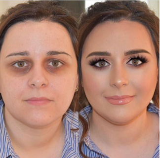 Irriconoscibili senza trucco: cosa ci insegna la trasformazione delle beauty blogger