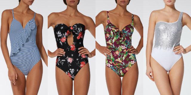 comprare on line 0fc9c 69524 Calzedonia costumi 2018: la nuova collezione - Roba da Donne