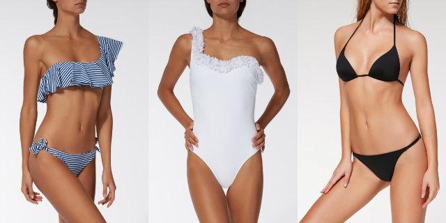 comprare on line 2f2da eecfe Calzedonia costumi 2018: la nuova collezione - Roba da Donne