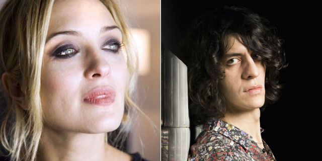 Carolina Crescentini e Francesco Motta: le occhiaie di lei e la grappa di lui