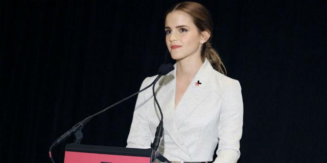 Emma Watson ci spiega perché la parola femminismo non dovrebbe far paura