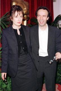 """""""Ho fatto tutto con e per lei"""": Benigni e l'amore di una vita per Nicoletta Braschi"""