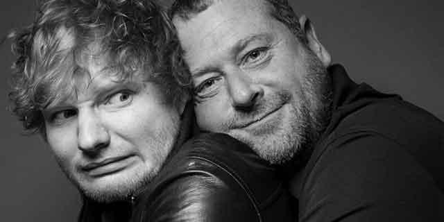 La vita della guardia del corpo di Ed Sheeran in 24 immagini