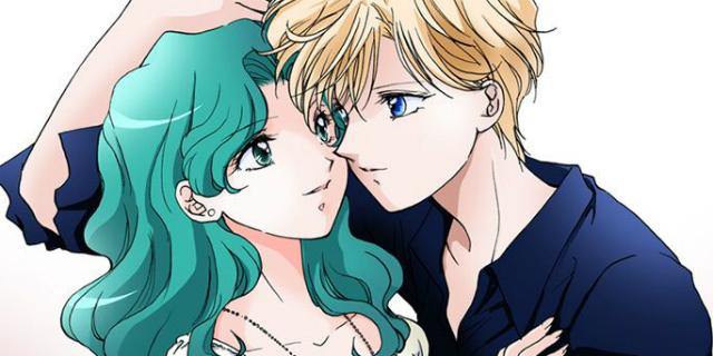 Uranus e Neptune, l'amore lesbico censurato tra Sailor