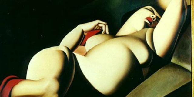 Tamara de Lempicka: la pittrice scandalosa, tra lusso e voluttà | Roba da  Donne