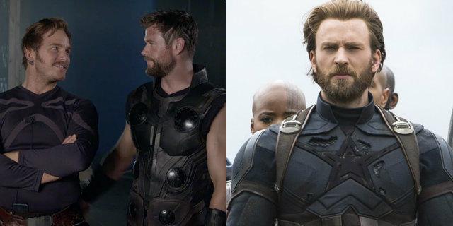 I sexy supereroi Avengers: che Chris scegli?