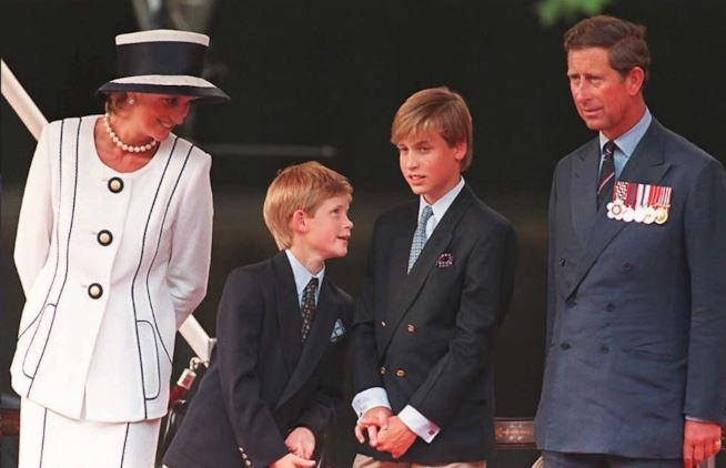Il peso della corona: perché Diana voleva fosse Harry a diventare re