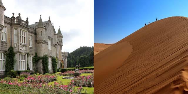 Luna di miele reale: 16 viaggi di nozze da regine, principesse o... Contesse