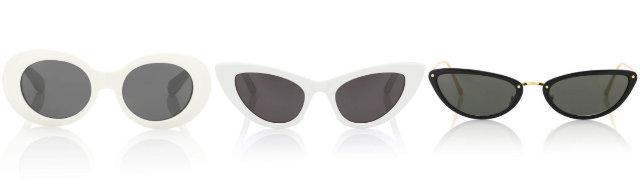 occhiali da sole 2018