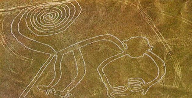 Il mistero delle linee di Nazca e Marie che s'immerse nella loro magia