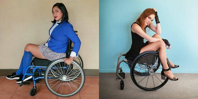 """A chi ha scritto: """"Non c'è niente di più triste di una persona sexy in sedia a rotelle"""""""