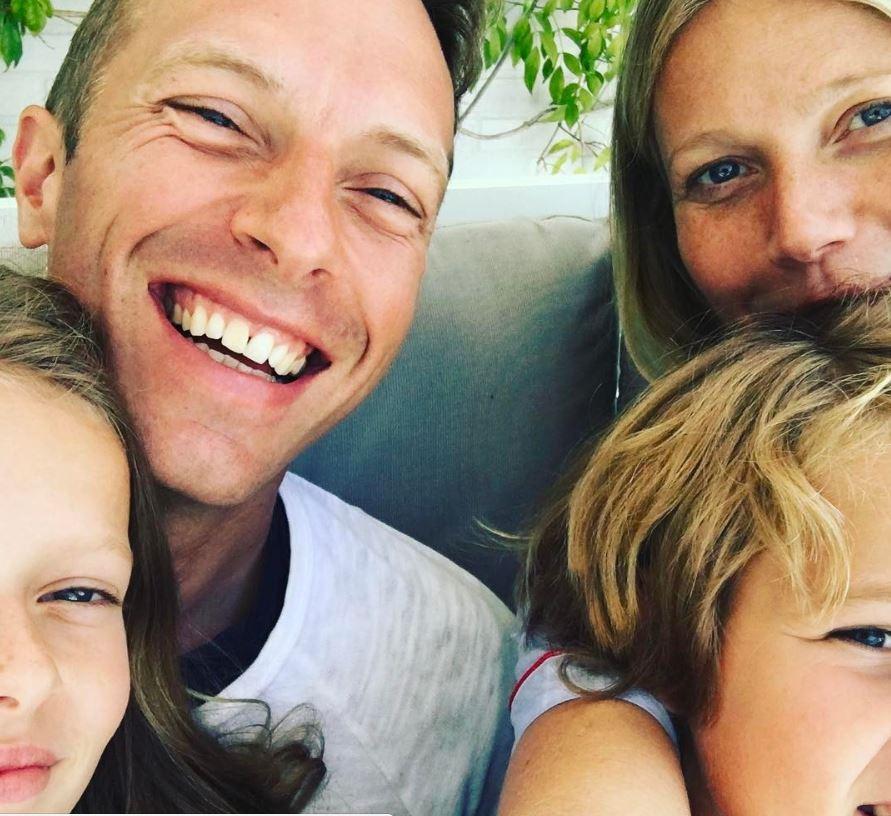 Apple, la figlia di Chris Martin e Gwyneth Paltrow che è uguale a papà