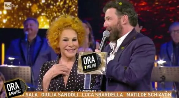 Paolo Vallesi canta ancora
