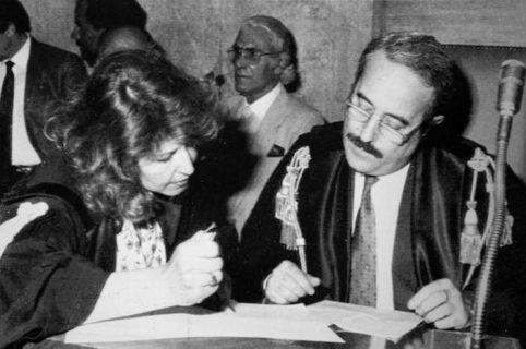 """""""Non si fanno orfani"""": la scelta d'amore di Francesca Morvillo per Giovanni Falcone"""