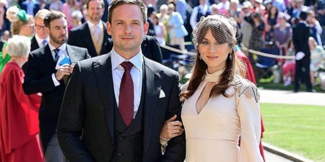 Patrick Adams, l'errore e le scuse del fidanzato (in Suits) di Meghan Markle