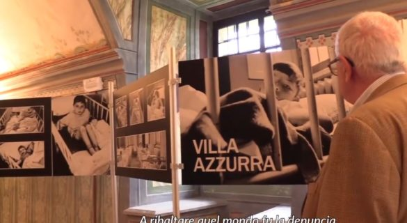 La crocifissione di Maria e la vergogna italiana del manicomio dei bambini