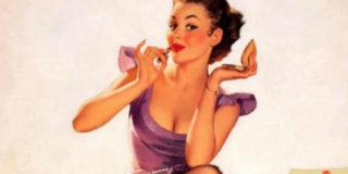 vestiti anni '50