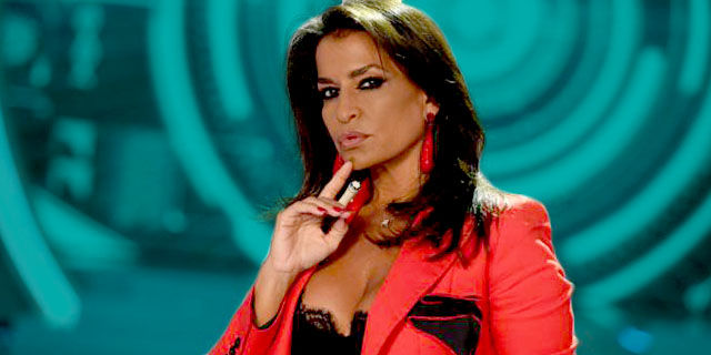 Aida Nizar, quando il personaggio tv perde il senso della realtà