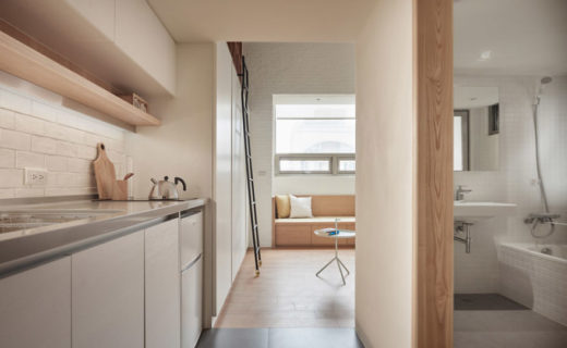 Ispirazioni: un appartamento da sogno in 22 mq