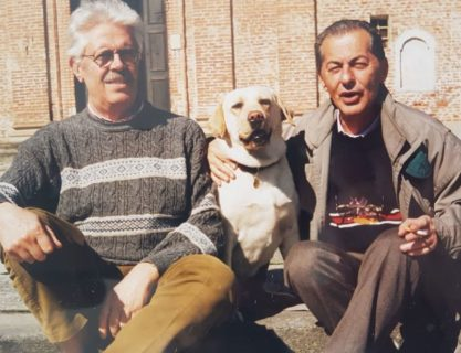 L'amore di Gianni e del suo Franco, che esiste ed è più forte del vostro pregiudizio