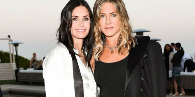 Jennifer Aniston e Courtney Cox: nuovo capitolo nell'amicizia di due vere Friends