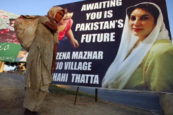 """Benazir Bhutto,  la donna uccisa per rimettere le altre """"al loro posto"""""""