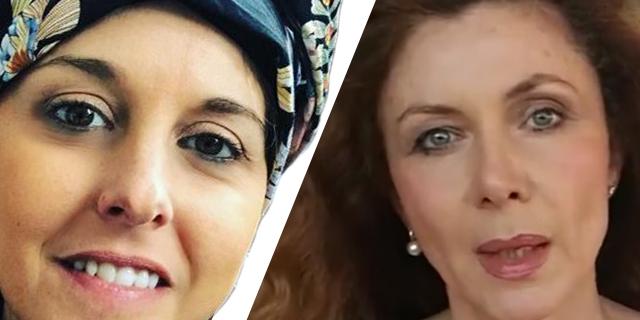"""""""Chi è causa del suo mal…"""": la folle frase di Eleonora Brigliadori a Nadia Toffa"""