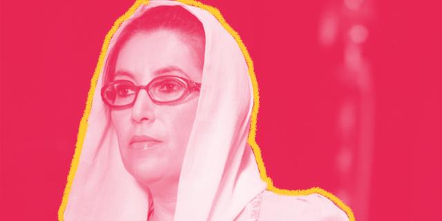 """Benazir Bhutto, la donna uccisa per rimettere tutte le altre """"al loro posto"""""""