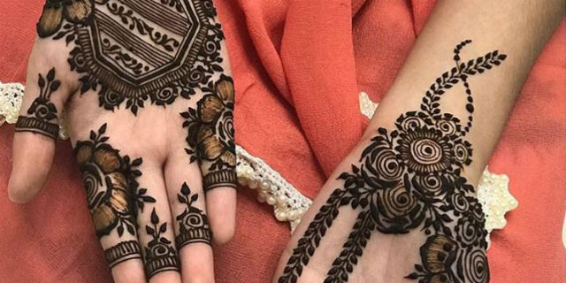 I più bei tatuaggi hennè: l'arte (temporanea) sul corpo