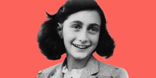 Le parole di Anna Frank per quel primo e unico bacio prima di Auschwitz